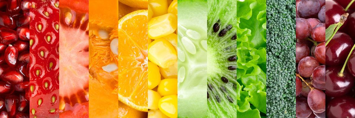 cromoterapia cibo