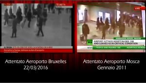 attentato Bruxelles falso